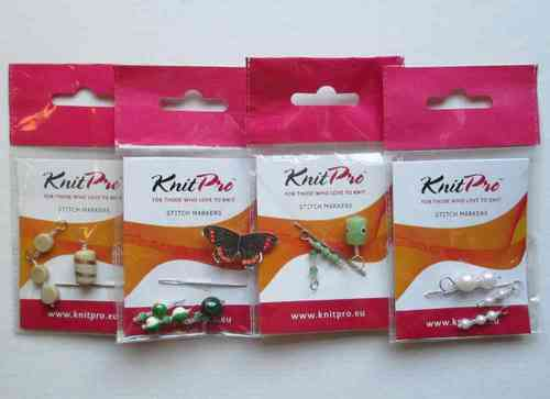 KnitPro Maschenmarkierer - For Those Who Love To Knit